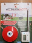 Watchman Electronic Gauge with Alarm